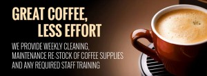 Great Coffee with Less Effort
